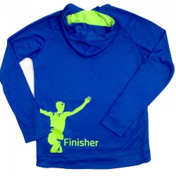 Exklusiver Hoody Cruzer Men FINISHER (limitierte Sonderedition)
