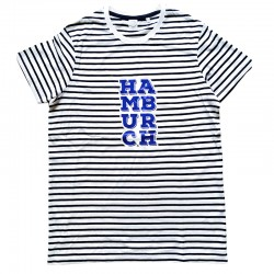 T-Shirt HAMBURCH (100% Baumwolle)